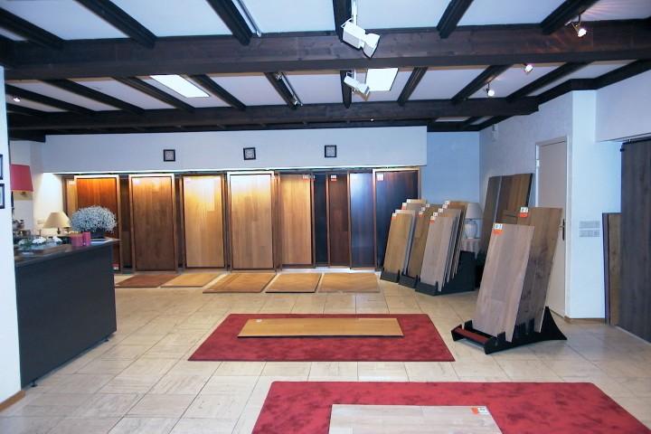 Wiggers Parket showroom 2